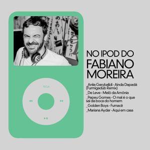 No iPod do Fabiano Moreira