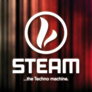 NORMAN @ STEAM - the Techno Machine / Cube Paderborn 27.05.2011 Part 2