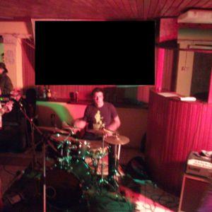 August Heifershovel - Jammin' in the practice room 2010.09.25.