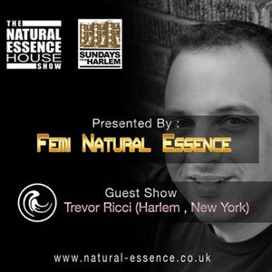 The Natural Essence House Show EP# 125 -Trevor Ricci