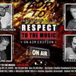 T!LT @ Respect to the Music (05.12.09 Radio Airfunk)