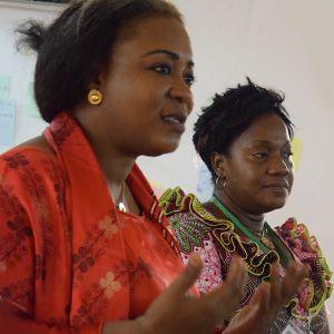 Interpell'action. Discours de Georgette Zamble, présidente de Leadafricaines (6 juin 2015, Abidjan)