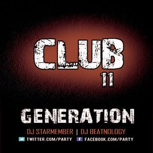 DJ Starmember vs. DJ Beatnology - Club Generation Vol. 11 - CD2