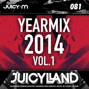 2014 Yearmix vol. 1 - JuicyLand #081