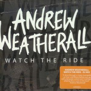 Andrew Weatherall watch the ride