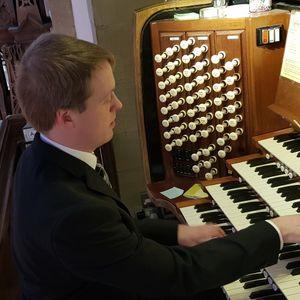 Wednesday@One Organ Recital: Stefan Donner