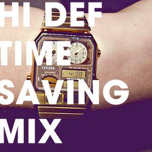 Hi Def! Time Saving Mix