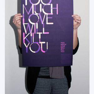 DJ AVCU - too much love will kill you