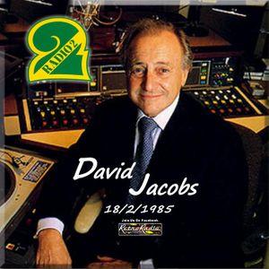 David Jacobs - BBC Radio 2 - 18-2-1985