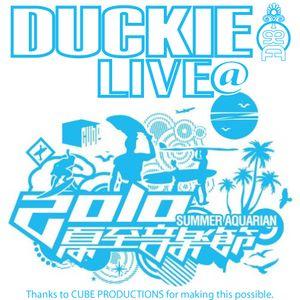 Duckie Live @ Summer Aquarian 2010