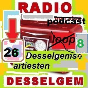 Desselgemse artiesten, podcast 8