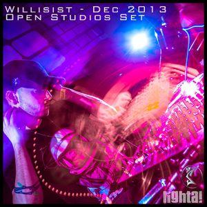 Willisist Set from Open Studios Dec 2013