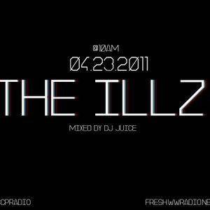 CCPRadio presents: The ILLZ mixed by DJ Juice