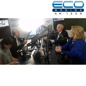 ESTADO CIUDADANO - DIPLOMACIA POLITICA Y ECONOMIA con Osvaldo Meijide y Horacio Daboul prog 17-05-16