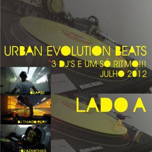 URBAN EVOLUTION BEATS JULHO 2012