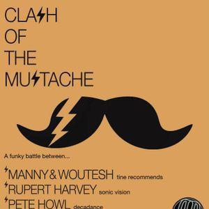 Rupert Harvey @ Clash of the mustache, Decadance 21/12/2012