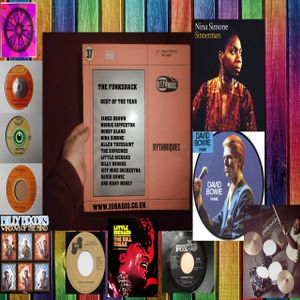 The Funk Shack: Best of 2016  with DJ Tom on IO Radio 20.12.16