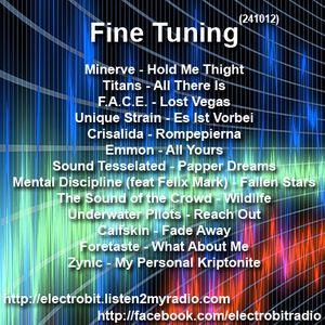Fine Tuning 24oct2012