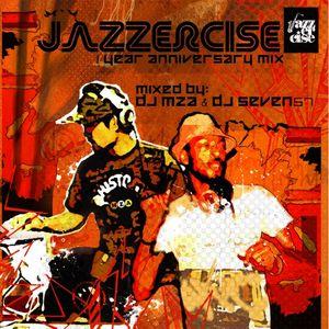 DJ Mza Jazzercise Anniversary Mix 2011