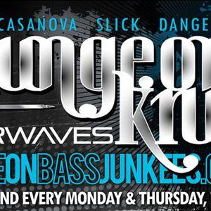 Dungeon Kru Airwaves - Live on Bassjunkees.com alongside MC Danger D