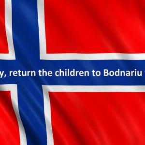 Autorităţile din Norvegia a lăsat o familie creştină fără copii
