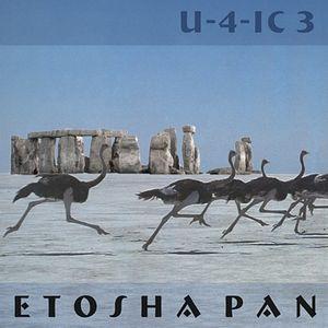 U-4-IC 3 - Etosha Pan