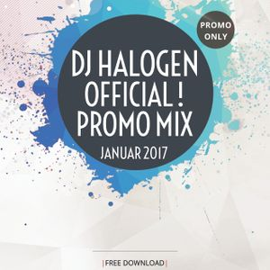 Dj Halogen Official !!! PROMO MIX JANUAR 2017 !!!