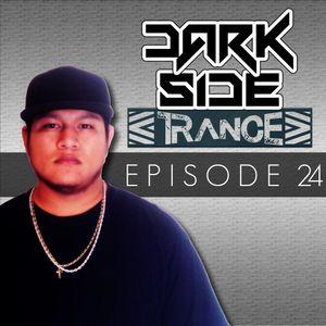 DJ BAD3R - DARK SIDE TRANCE - Episode 024