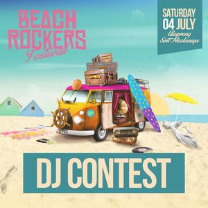 Dj HyCluded - Beachrockers Festival Mix