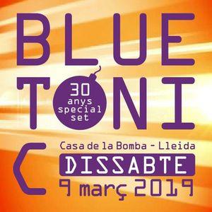 dj bluetonic Casa de la Bomba live 9 mar 2019