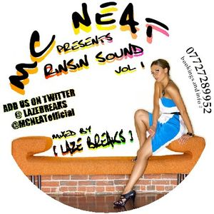 MC NEAT ft LAZE BREAKS > RINSIN SOUND volume 1