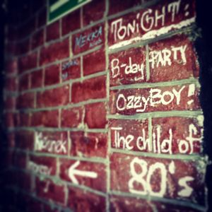 30Ton djset @ Ozzy B Day (29.06.2014 Mekka Klub)
