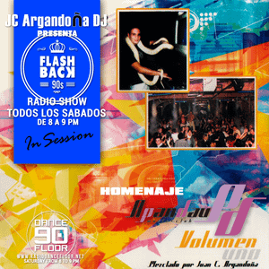 FLASH BACK 90s RADIO SHOW by JC ARGANDOÑA DJ @APANDAU MUSIC CLUB 17.12.2016