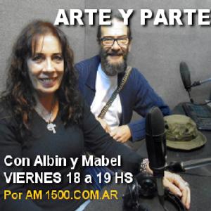 ARTE Y PARTE 3/6/2016 - pograma completo