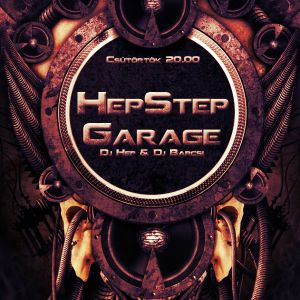 DJHep@Essential Dubstep Mix Hepstep Garage Live RadioShow 2012-11-08