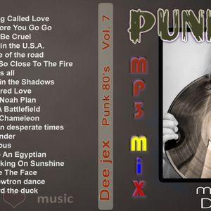 PUNK 80's VOL. 7 DEE JEX (41 min)