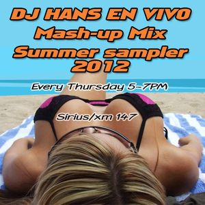 En Vivo Summer - Sampler 2012 - By DJ Hans 2 Hour Mix