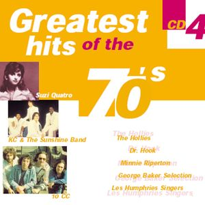 Greatest Hits Of The 70's  #4