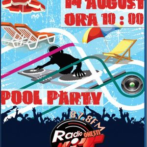 Radio Kit Pool Party 14.08.2010 Part1