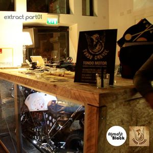 FEB 20 ALMOST BLACK feat officina TONDO GARAGE [extract part 01]