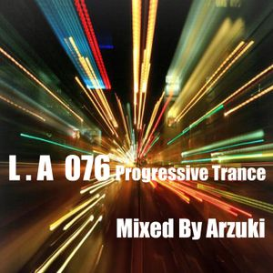 Arzuki - Look Ahead 076 Promo Mix (09.12.2012)
