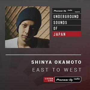 Shinya Okamoto - East To West #011