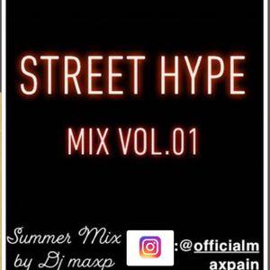 DJ MAX P STREET HYPE