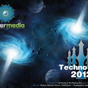 Dj Intermedia - Technopolis 2012 (Fragment).