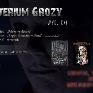 Misterium Grozy - wydanie XXI