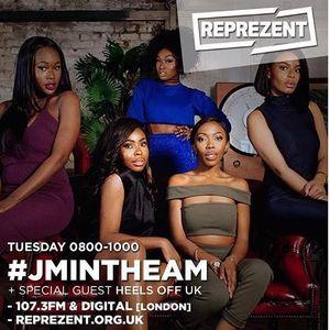 JM IN THE AM - HEELS OFF UK