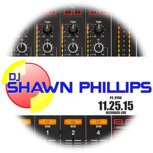 DJ Shawn Phillips - Recorded LIVE Park City Utah 11.25.15 - Promo Use Only