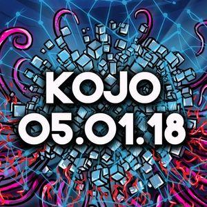 D.J. KOJO - Fusion culture 5.1.2018 indoor (original pro + dj set)