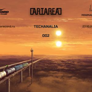 Techanalia 002 [Record Minimal:Tech] (27:10:2017)