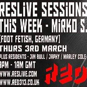 Mirko S._RED 12 Online Techno Sessions UK